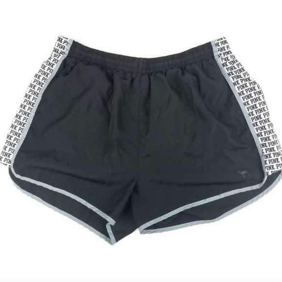 e1873bde9c12b Womens PINK Victoria Secret Running Shorts Size L